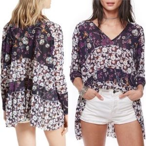 Free People Isabelle Tunic Size Small